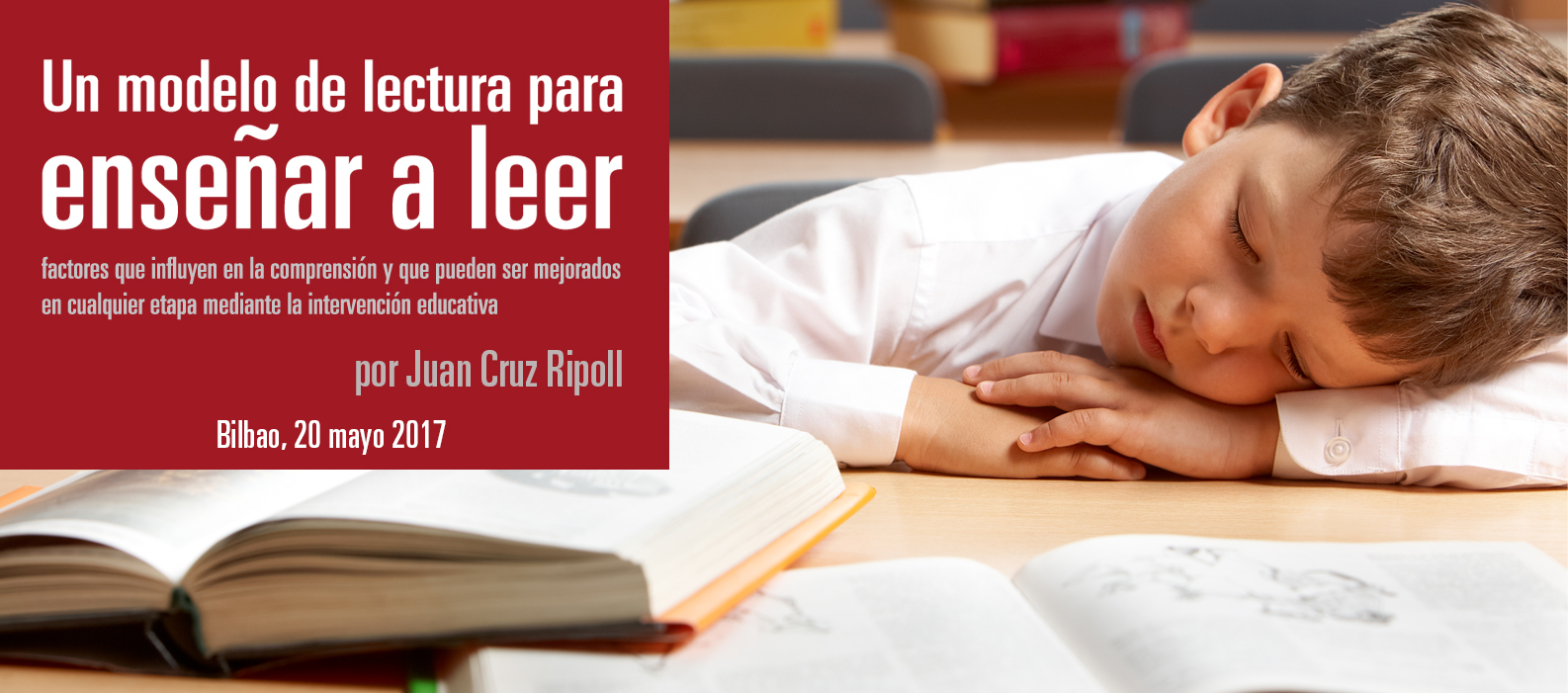 Un modelo de Lectura para Enseñar a Leer