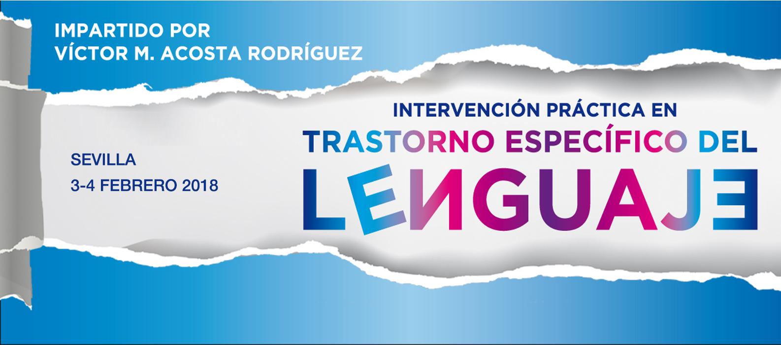 Intervención Práctica en Trastorno Específico del Lenguaje (TEL)-Sevilla