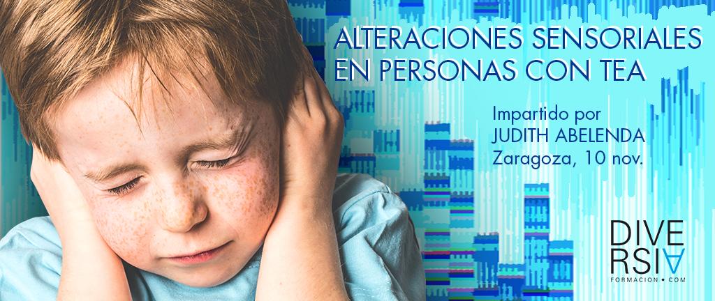 Alteraciones Sensoriales en personas con TEA