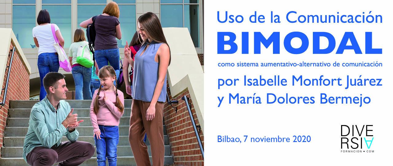 Bilbao: Uso de la Comunicación Bimodal